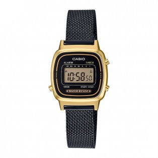 Casio Collection LA670WEMB-1EF Mesh