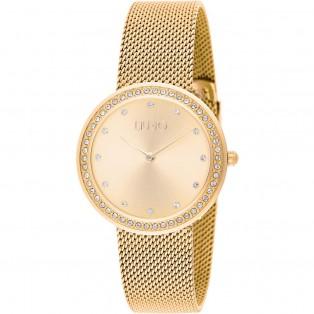 Liu-Jo Luxury Round TLJ1379 Horloge