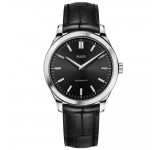 Maen Manhattan 40 Jet Black Horloge