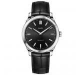 Maen Manhattan 40 Jet Black Horloge
