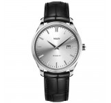 Maen Brooklyn 39 Date Ice Grey Horloge