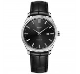 Maen Brooklyn 39 Date Jet Black Horloge