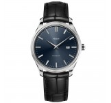 Maen Brooklyn 39 Date Midnight Blue Horloge