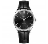 Maen Brooklyn 39 Jet Black Horloge