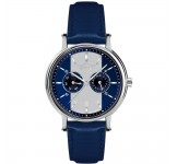 Mini Multi-Function Herenhorloge 43mm Blauw