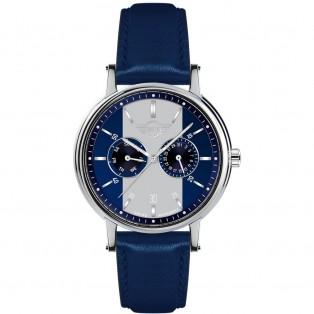 Mini Multi-Function Herenhorloge 43mm Blauw