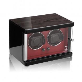 Modalo Ambiente Watchwinder Black Makassar Red