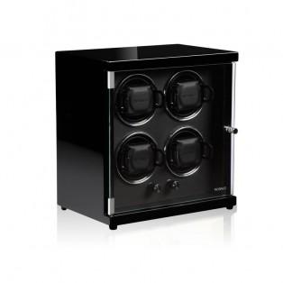 Modalo Ambiente Watchwinder Black voor 4 Automaten