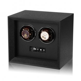 Modalo MV4 Safe Watchwinder voor 2 horloges