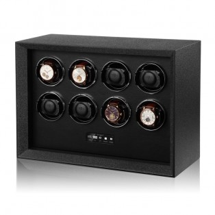 Modalo MV4 Safe Watchwinder voor 8 horloges