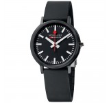 Mondaine Stop2Go 41mm Black