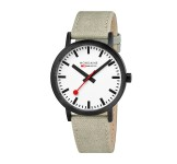 Mondaine Classic 40mm Quartz Canvas