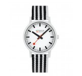 Mondaine Essence 41mm Eco-Friendly Stripes