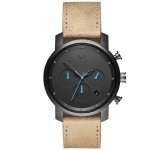 MVMT Chrono 40mm Gunmetal Sandstone