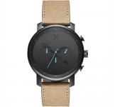MVMT Chrono 45mm Gunmetal Sandstone