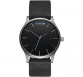 MVMT Classic 45mm Black Silver Horloge