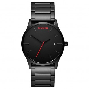 MVMT Classic 45mm Black Link Horloge