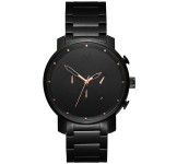 MVMT Chrono 45mm Black Rose