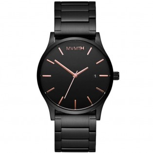 MVMT Classic 45mm Black Rose Horloge