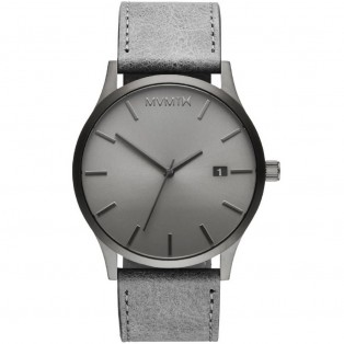 MVMT Classic 45mm Monochrome Leather