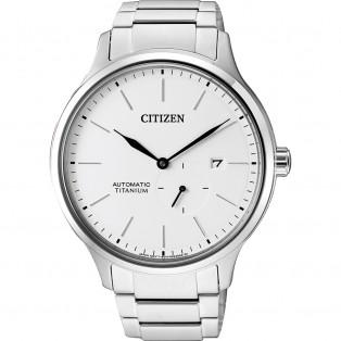 Citizen NJ0090-81A Automatic Titanium Horloge