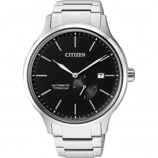 Citizen NJ0090-81E Automatic Titanium Horloge