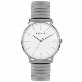 Prisma Riviera Horloge met Rekband P.1605