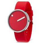 Picto 40mm Rood Silicon horloge
