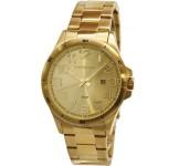 Prisma Classic Gouden Heren Horloge 44 mm