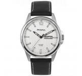 Prisma Pattern P1660 Herenhorloge 39mm
