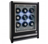 Rapport Paramount Ebony Cabinet WatchWinder