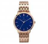 Renard Elite 35.5 Ocean Blue Rose Gold