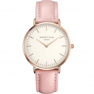 Rosefield the Bowery 38mm White Pink Rosegold BWPR-B7