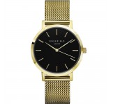 Rosefield the Mercer 38mm Black Gold MBG-M46