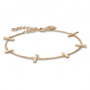 Rosefield Armband The Mulberry Goud