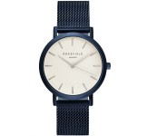 Rosefield the Mercer 38mm White Blue MWBL-M44