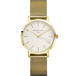 Rosefield The Tribeca White Gold TWG-T51
