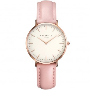Rosefield The Tribeca White Pink Rosegold TWPR-T58