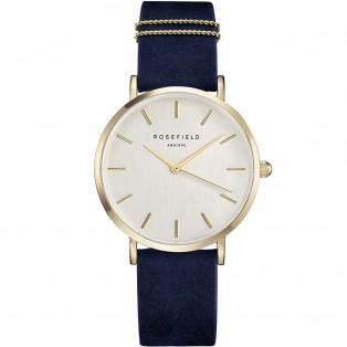 Rosefield West Village Blue Gold WBUG-W70