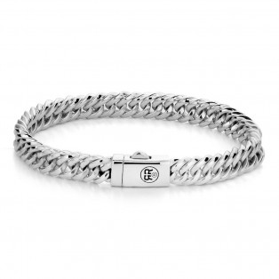 Rebel & Rose Hades Silver Bracelet L