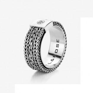 Rebel & Rose TRITON Silver Ring RR-RG020-S