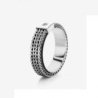 Rebel & Rose PROTEUS Silver Ring RR-RG021-S
