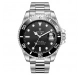 Tevise Automatic T801A Silver Black