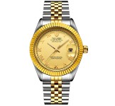 Tevise Automatic 629 Roman Silver Gold