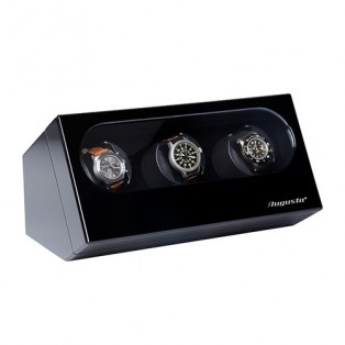 Watch-a-Round 3 Watch Winder Black