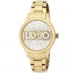 Liu-Jo Rainfall TLJ1617 Gold Horloge