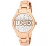 Liu-Jo Rainfall TLJ1618 Rosegold Horloge