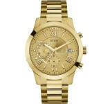 Guess Atlas W0668G4 Chrono Herenhorloge