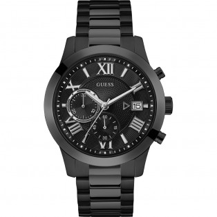 Guess Atlas W0668G5 Chrono Herenhorloge
