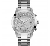 Guess Atlas W0668G7 Chrono Herenhorloge